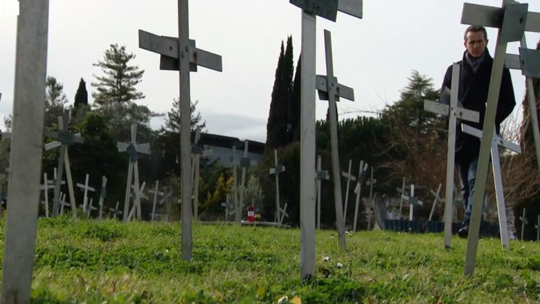 Un scandal a izbucnit în Italia! Zeci de femei  și-au găsit numele pe mormânt