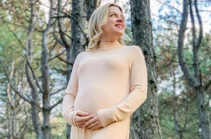 """Marina Cârnaț despre toxicoza în timpul sarcinii: """"Am înțeles că pot păcăli creierul și diminua această stare"""""""