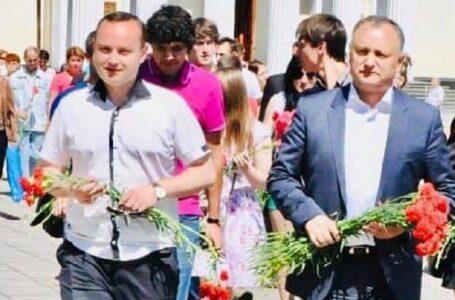 """Igor Dodon l-a felicitat pe Vlad Batrîncea cu ocazia zilei de naștere: """"Sunt mândru de activitatea și prietenia ce ne leagă de peste 10 ani """""""