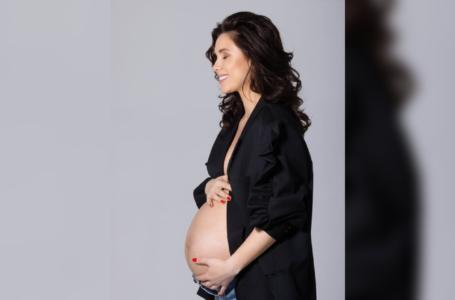 Rem – Acesta este numele băiatului prezentatoarei TV, Natalia Morari, care a devenit astăzi mamă, pentru prima dată