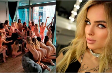 """Una dintre """"modelele"""" arestate pentru pozele nud din Dubai a făcut dezvăluiri surprinzătoare: """"Am fost forțate"""""""