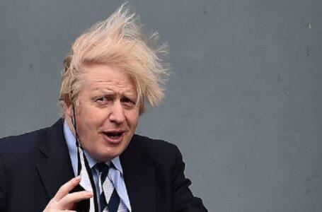 FOTO Boris Johnson s-a tuns în ziua ieşirii din lockdown a Marii Britanii