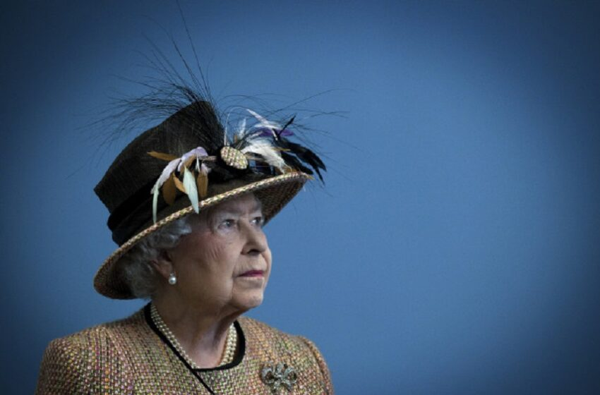 Regina Elisabeta a Marii Britanii a participat la prima ceremonie de la moartea prințului Philip