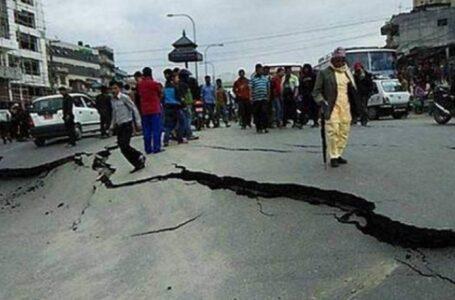 (video) Încă o lovitură pentru India. Un cutremur cu magnitudinea 6 s-a simțit în nordul-estul țării