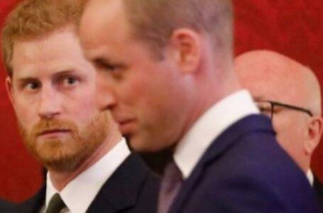 Harry şi William nu vor merge unul lângă altul la înmormântarea prințului Philip