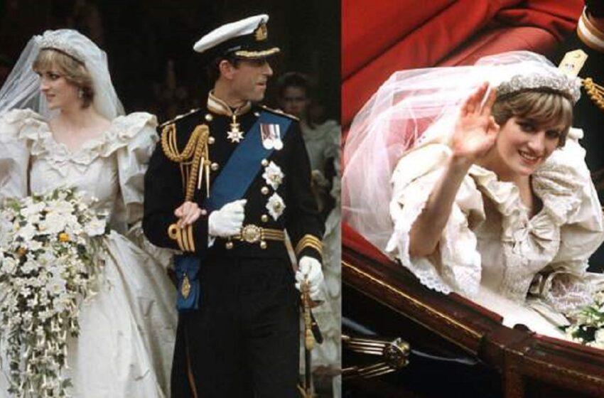 Ce se va întâmpla cu rochia de mireasă a Prințesei Diana, la 24 de ani de la moartea sa. Prinții Harry și William au dat acordul