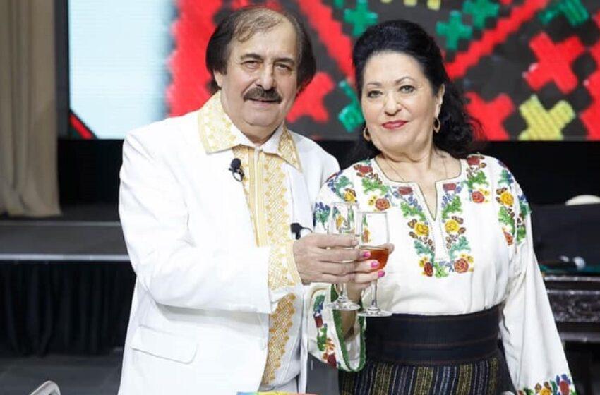 Nicolae Botgros și Lidia Bejenaru sărbătoresc 50 de ani de căsnicie! Ce mesaj i-a dedicat maestrul soției sale