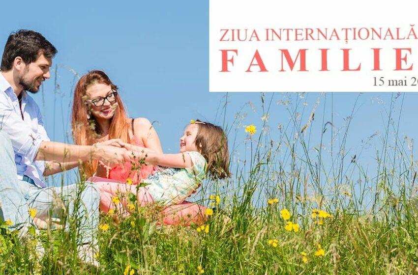 FOTO Politicienii în cele mai tandre ipostaze de Ziua Internațională a Familiei