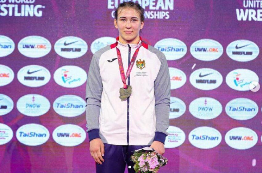 O nouă medalie pentru Irina Rîngaci la campionatul european: Sportiva a obținut trei victorii