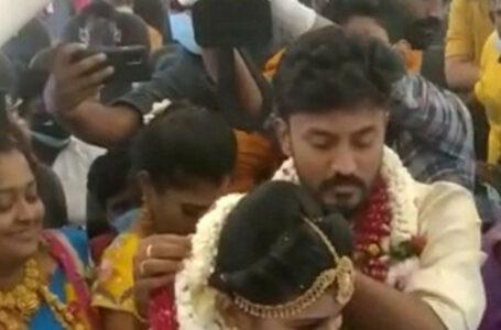 (video) Nuntă la înălțime cu peste 160 de invitați! Un cuplu din India s-a căsătorit în avion pentru a scăpa de restricțiile Covid.