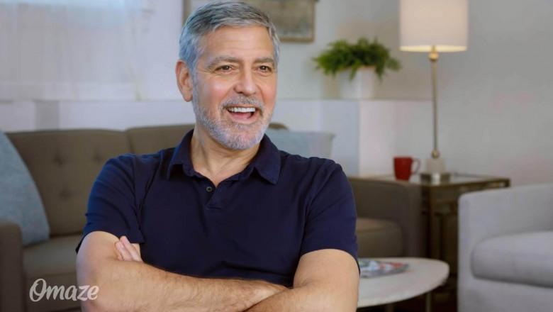 George Clooney a împlinit 60 de ani. Cum arăta actorul la începuturile carierei