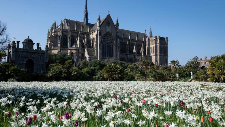 Jaf de peste un milion de lire sterline la Castelul Arundel din Anglia. Ce obiecte au fost furate
