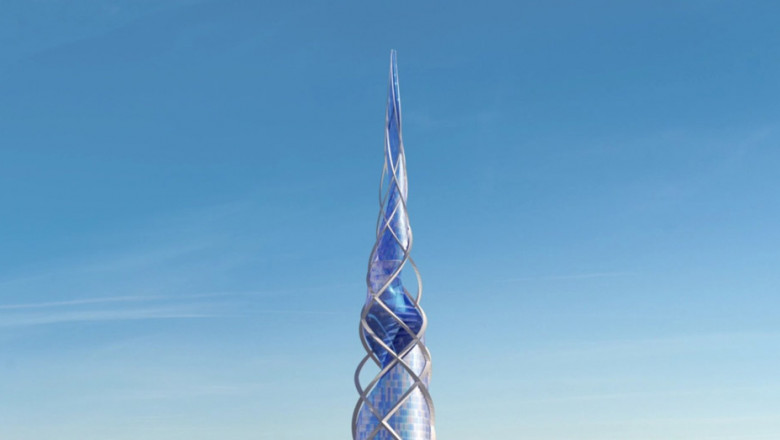 (video) Rusia va construi a doua cea mai înaltă clădire din lume. Vezi cum va arăta