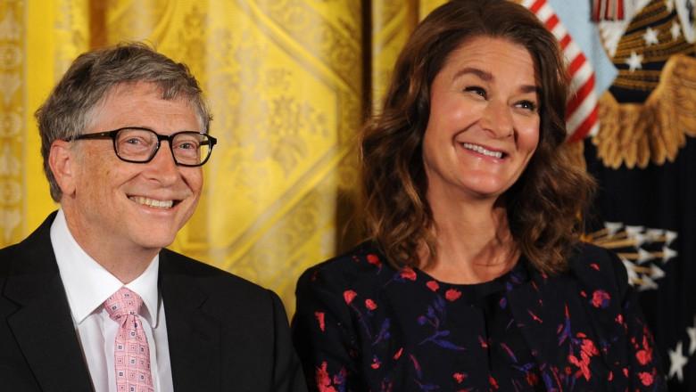 Melinda Gates a primit 1,8 miliarde de dolari la o zi după divorț