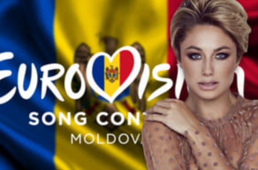 Au rămas ore numărate! Natalia Gordienko urcă în această seară pe scena Eurovision 2021