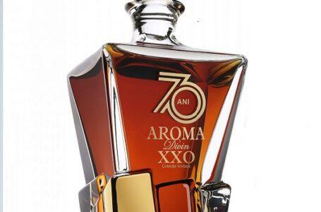 Divin moldovenesc de aproape 2500 euro sticla: Capsula, eticheta și cutia sunt gravate cu aur