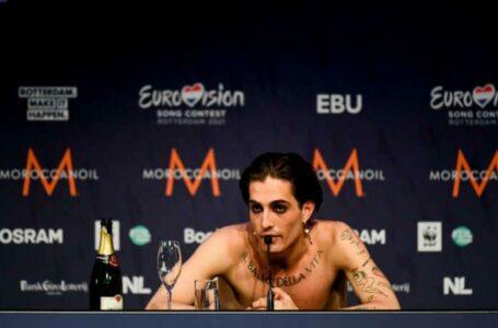 Eurovision 2021: Solistul trupei italiene Maneskin, câştigătoarea concursului, se va supune unui test antidrog