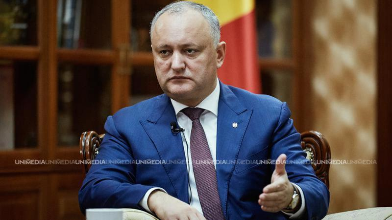 (video) Igor Dodon: Cred că, declarațiile recente de filaj ale membrilor de familie este o încercare de a sustrage atenția și de la ancheta privind cazul Ceaus
