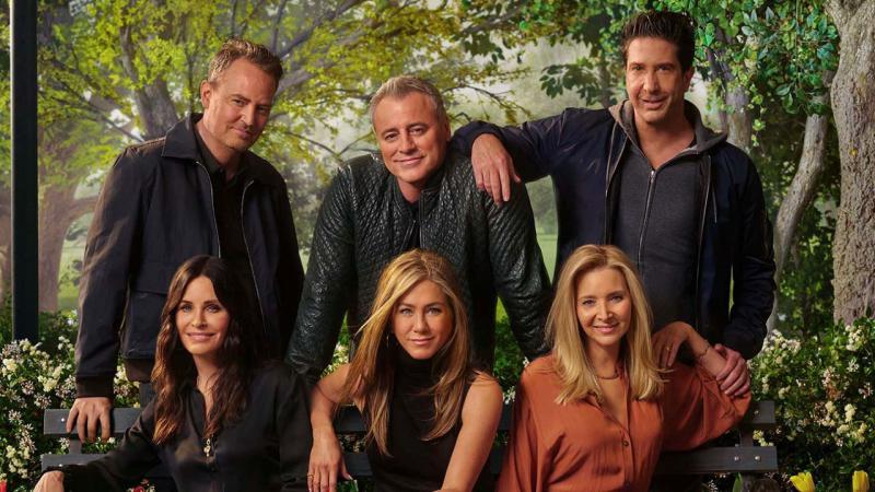 """(Video) Serialul """"Friends"""" revine cu un episod special!"""