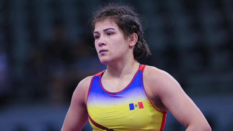 (video) Luptătoarea Anastasia Nichita a câștigat pentru a doua oară titlul european Under 23