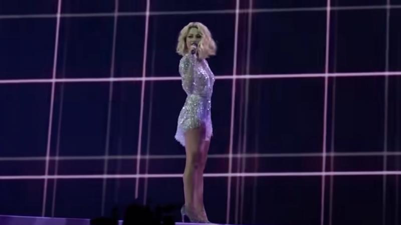 (video) Natalia Gordienko a avut prima repetiție pe scena de la Eurovision: Filip Kirkorov a însoțit artista la Rotterdam
