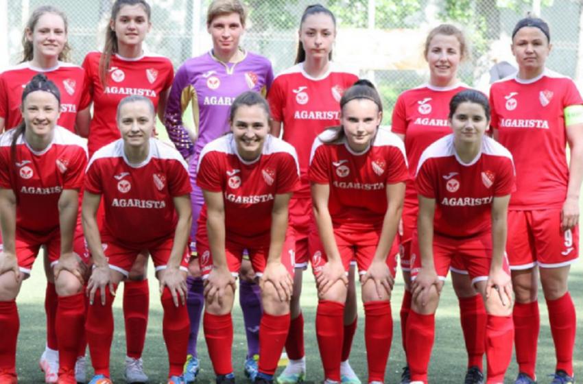 Campioana Moldovei pentru a 4-a oară: Agarista CSF Anenii Noi a câștigat meciul decisiv cu FC Belceanka