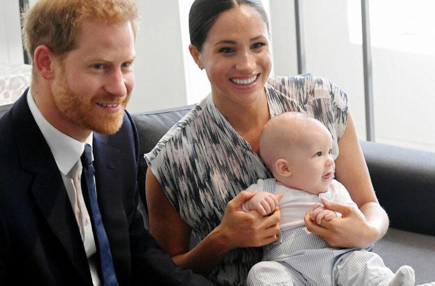 Astăzi este ziua micului prinţ! Archie, fiul lui Meghan și Harry împlinește doi ani