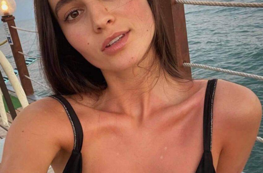 (video)  Nina Crețu, din nou în vacanță. Ce destinație a ales de data aceasta