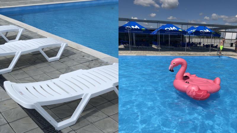 START sezonul de vară la piscinele Megapolis