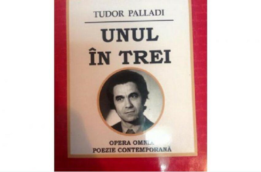 Poetul și criticul literar Tudor Palladi își sărbătorește cea de-a 75-a aniversare