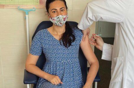 Doina Danielian s-a vaccinat cu AstraZeneca: Mi-am pierdut câțiva oameni dragi din cauza virusului