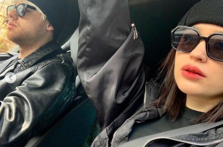 FOTO Irina Rimes, vacanță de vis la Saint Tropez alături de iubitul ei francez