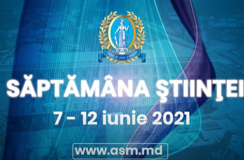 (video) Săptămâna Științei, organizată în premieră în Republica Moldova cu ocazia a 60 de ani de la fondarea Academiei de Științe