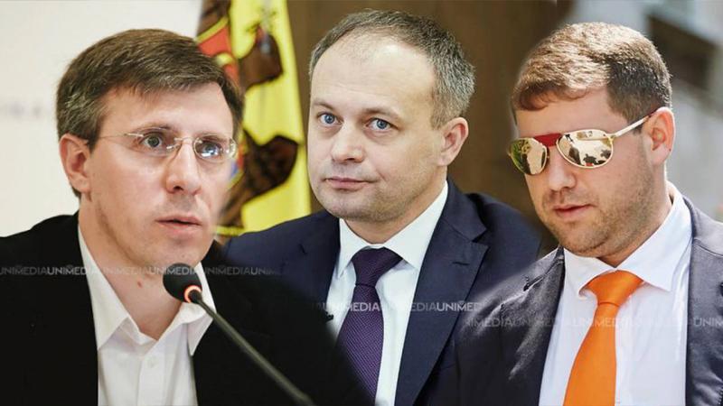 """Cei mai """"musculoși"""" politicieni pe ringul neîncrederii din partea cetățenilor: Candu, Șor și Chirtoacă sunt pe podium"""