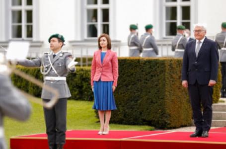 Cât a costat vizita oficială a Maiei Sandu la Berlin