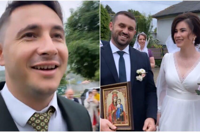 (video) Emilian Crețu se pregătește de nuntă! Află detalii chiar de la actor