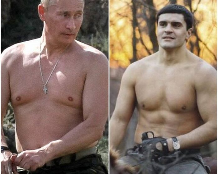 FOTO Țuțu se vede Putin! Fostul deputat democrat cu torsul gol, călărind un cal