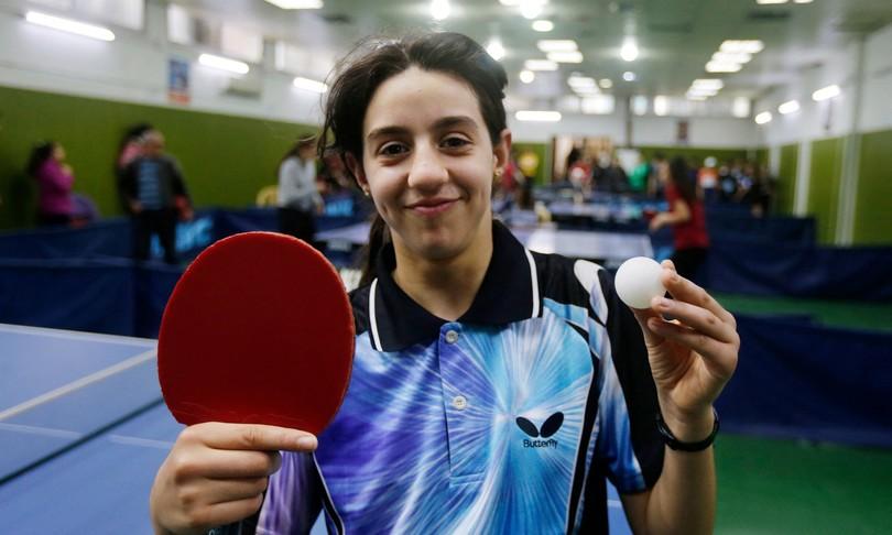 Cea mai tânără participantă la Jocurile Olimpice de la Tokyo, Hend Zaza