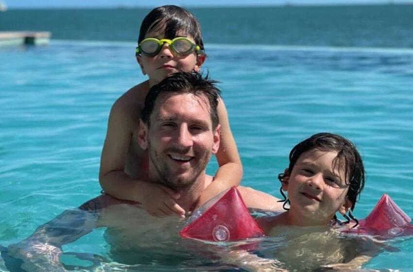 Lionel Messi a plecat în vacanță. Vezi ce destinație a ales vedeta fotbalului internațional, alături de familia sa