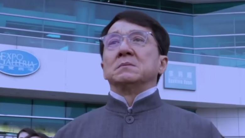 Jackie Chan, un simbol al Hong Kong-ului, vrea să devină membru al Partidului Comunist Chinez
