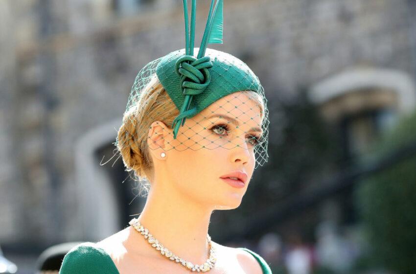 Nepoata prinţesei Diana s-a căsătorit cu un milionar. Lady Kitty Spencer este mai mică decât mirele cu 32 de ani