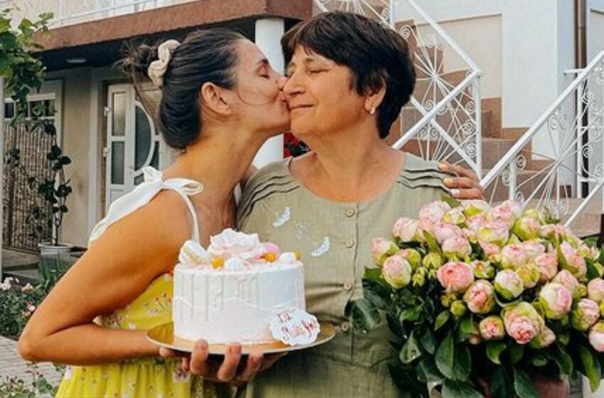 Astăzi mama Liliei Ojovan își sărbătorește ziua de naștere: La mulți ani pentru exemplul de femeie