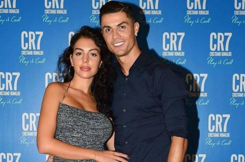FOTO Georgina și Ronaldo fac senzație în vacanță! Ipostazele incendiare în care s-au afișat aceștia