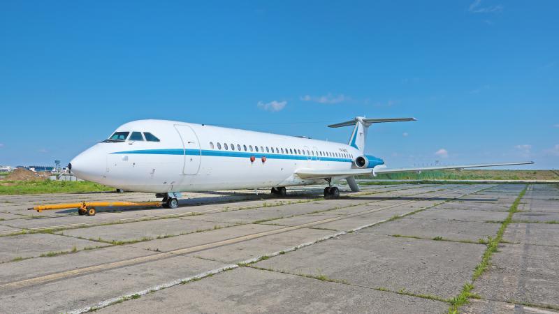 A cumpărat avionul prezidențial al lui Nicolae Ceaușescu cu 120 de mii de euro și l-a făcut cadou: Unde va putea fi admirată nava