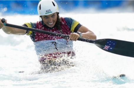 Câte fac un prezervativ! O sportivă australiană a luat aurul la Tokyo, după ce și-a reparat caiacul cu un candom