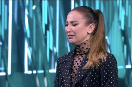 """(Video) Olga Buzova, în lacrimi pe Instagram """"Visul meu a devenit realitate chiar acum"""""""