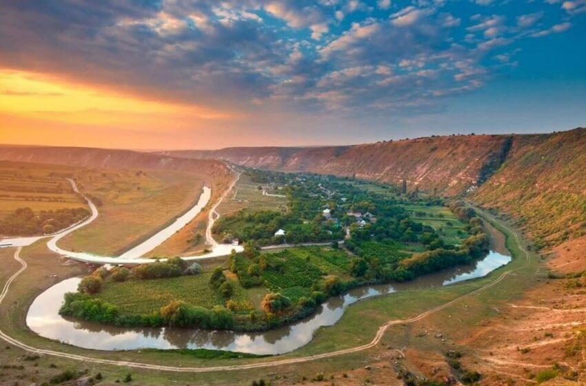Locurile pitorești din  Republica Moldova
