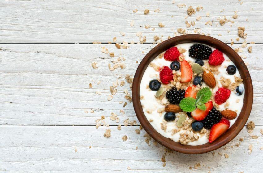 Mic dejun bogat în proteine: 12 idei savuroase