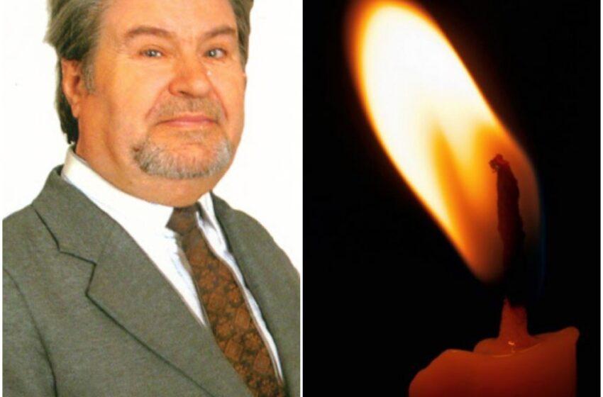 S-a stins din viață scriitorul Ion Ciocanu: Acum șapte ore îi rugam pe doctori să facă tot ce pot