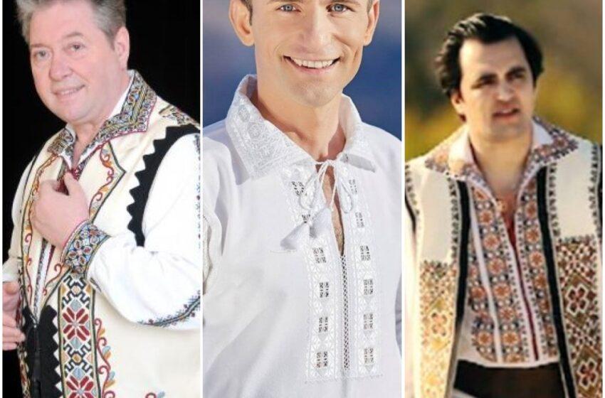 FOTO Trei artiști basarabeni- Ion Paladi, Mihai Ciobanu și Igor Cuciuc, la un spectacol în România